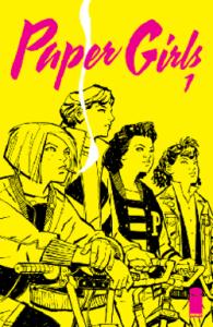 Paper Girls #1 (2015)