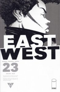 East of West #23 (2015)