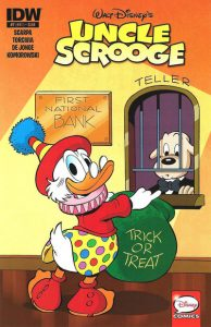 Uncle Scrooge #7 / 411 (2015)