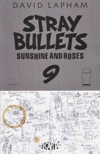 Stray Bullets: Sunshine & Roses #9 (2015)