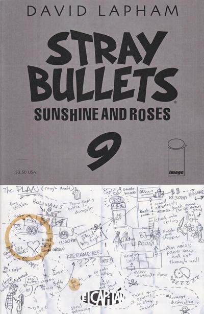 Stray Bullets: Sunshine & Roses #9 (2015)