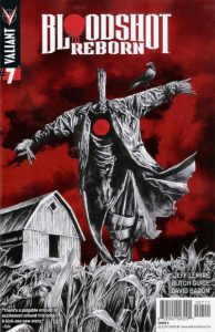 Bloodshot Reborn #7 (2015)