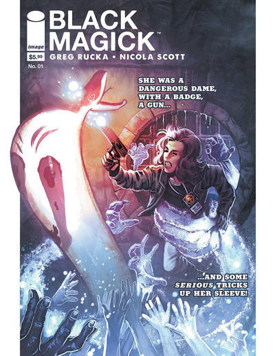 Black Magick #1 [Magazine Format] (2015)