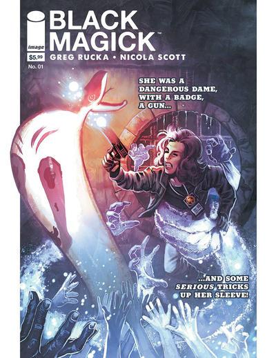 Black Magick #1 [Magazine Format] (2015)