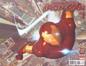 Invincible Iron Man #1 (2015)