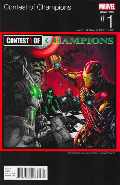 Contest of Champions #1 (2015)