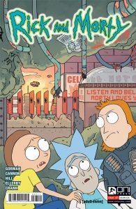 Rick and Morty #7 (2015)