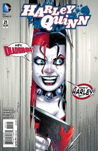 Harley Quinn #21 (2015)