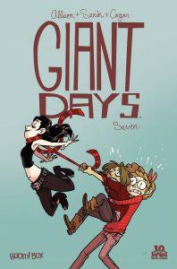 Giant Days #7 (2015)