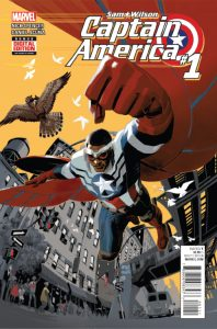 Sam Wilson: Captain America #1 (2015)