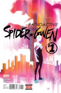 Spider-Gwen (Vol. 2) #1 (2015)