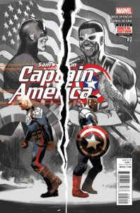 Sam Wilson: Captain America #2 (2015)