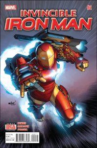 Invincible Iron Man #2 (2015)