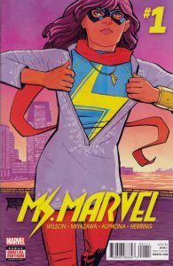 Ms. Marvel #1 (2015)