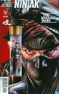 Ninjak #9 (2015)