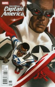 Captain America: Sam Wilson #3 (2015)