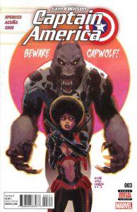 Captain America: Sam Wilson #3 (2015)