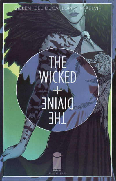 The Wicked + The Divine #16 (2015)