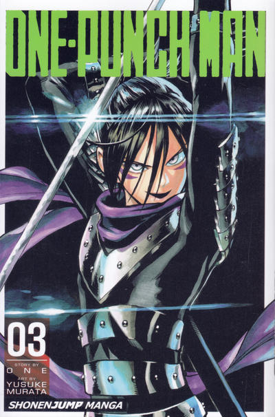 One-Punch Man #3 (2015)