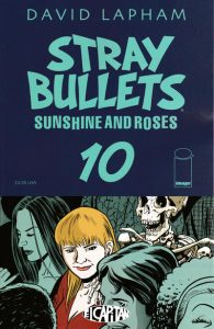 Stray Bullets: Sunshine & Roses #10 (2015)