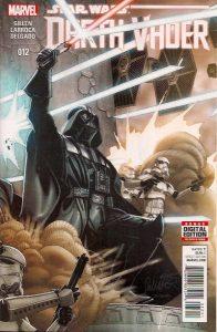 Darth Vader #12 (2015)