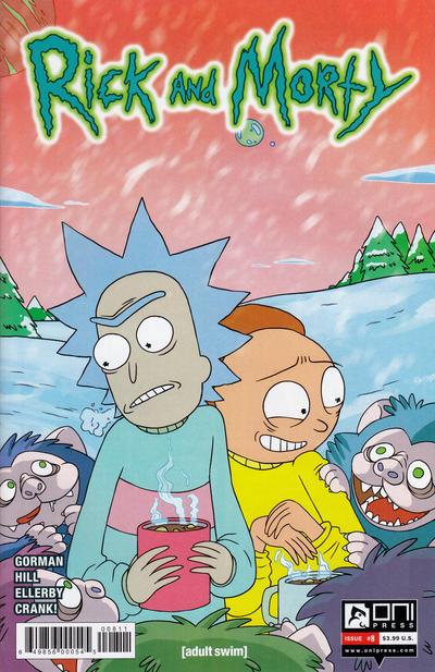 Rick and Morty #8 (2015)