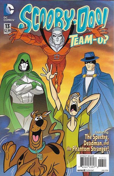 Scooby-Doo Team-Up #13 (2015)