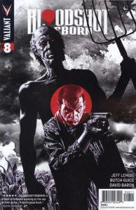 Bloodshot Reborn #8 (2015)