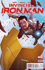 Invincible Iron Man #3 (2015)