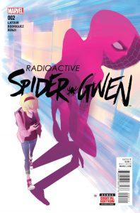 Spider-Gwen (Vol. 2) #2 (2015)