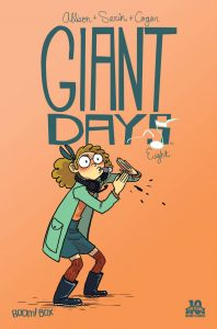 Giant Days #8 (2015)