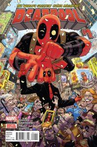 Deadpool #1 (2015)