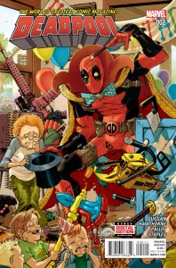 Deadpool #2 (2015)