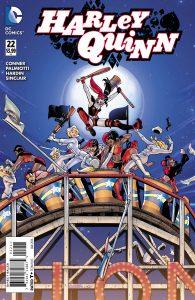 Harley Quinn #22 (2015)