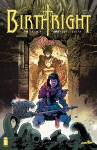 Birthright #11 (2015)