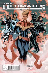 Ultimates #1 (2015)