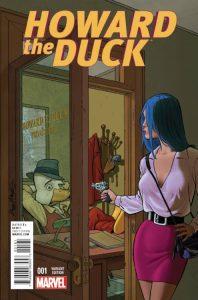 Howard the Duck #1 (2015)