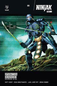 Ninjak #10 (2015)