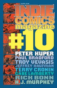 Indie Comics Magazine #10 (2015)