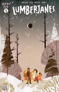 Lumberjanes #21 (2015)