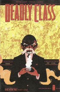 Deadly Class #17 (2015)