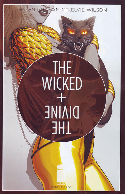 The Wicked + The Divine #17 (2015)