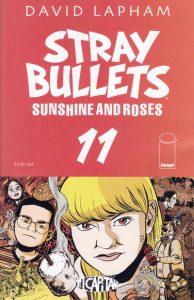 Stray Bullets: Sunshine & Roses #11 (2015)