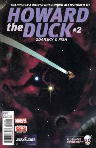 Howard the Duck #2 (2015)