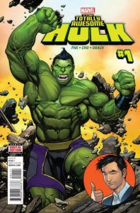 Totally Awesome Hulk #1 (2015)