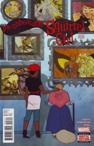 The Unbeatable Squirrel Girl #3 (2015)
