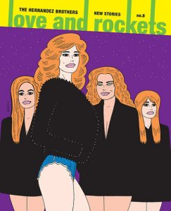 Love and Rockets: New Stories #8 (2015)