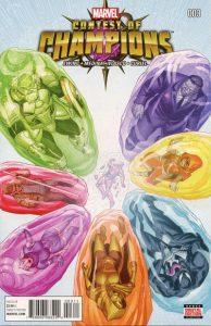 Contest of Champions #3 (2015)