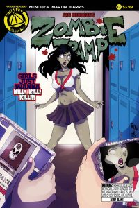 Zombie Tramp #17 (2015)