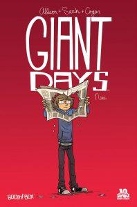 Giant Days #9 (2015)